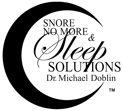 Snore No More and Sleep Solutions - Dr. Michael Doblin